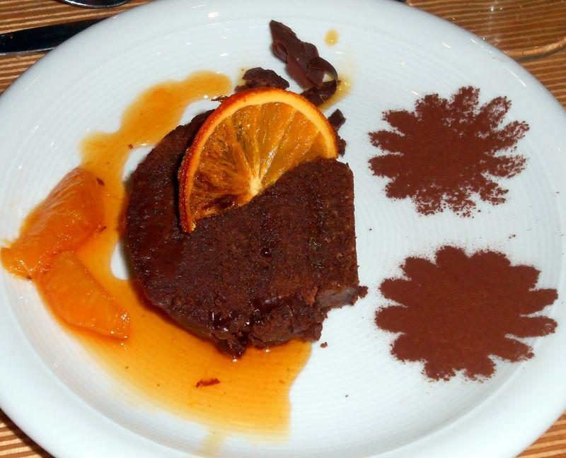 orangenscheiben karameliesieren und trocknen